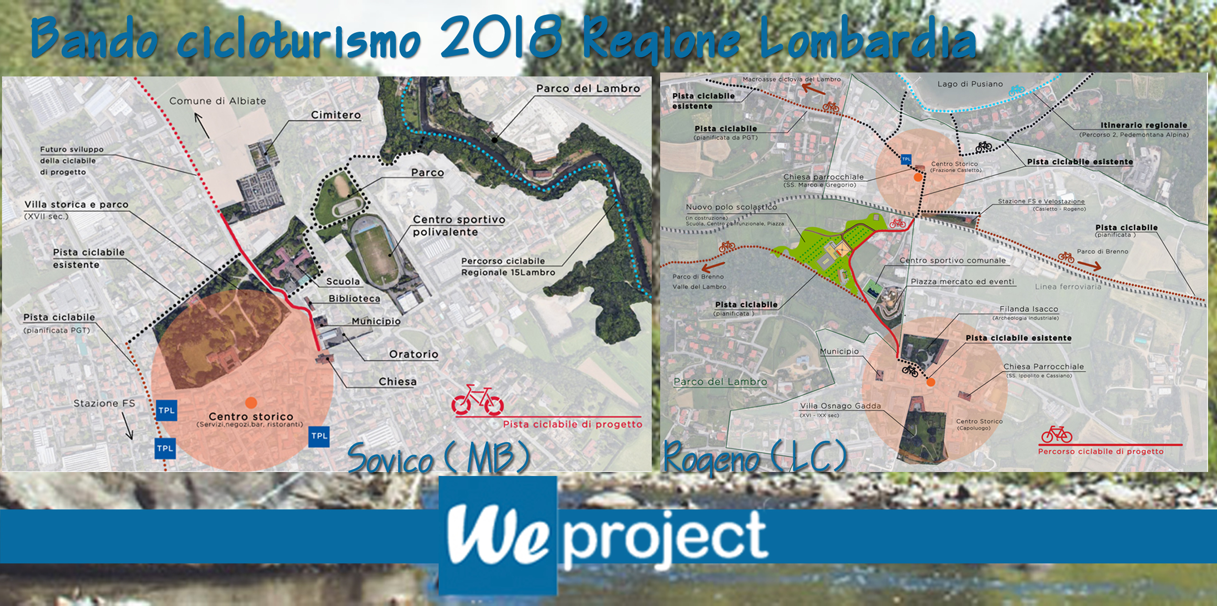 cicloturismo Lombardia 2018