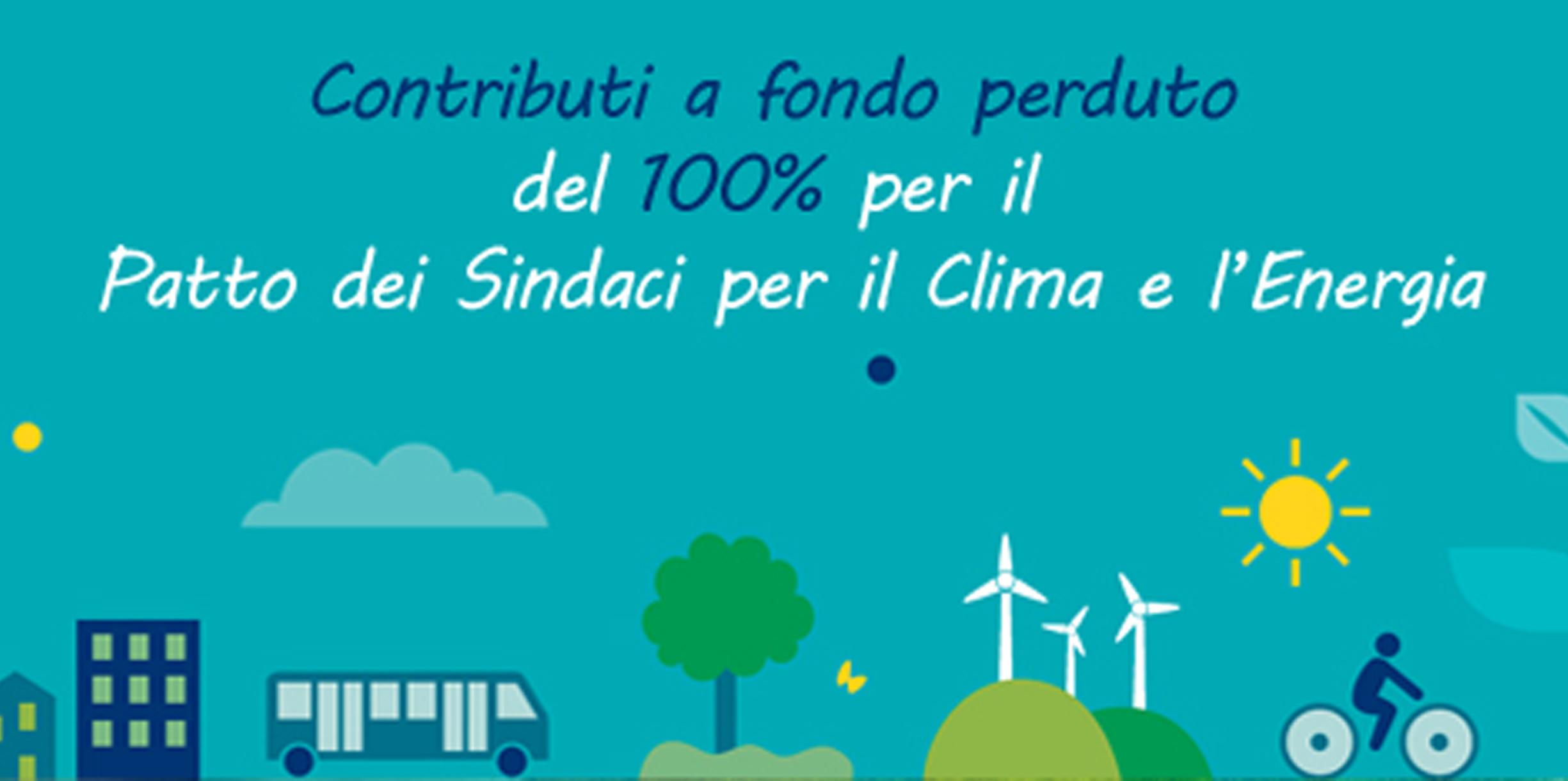 Contributi Emilia Romagna Patto dei Sindaci