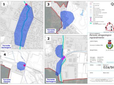 Limbiate - Piano di emergenza comunale - Pericolo idrogeologico