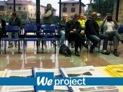Presentazione di Piano di Protezione Civile del Comune di Villa d'Adda alla cittadinanza