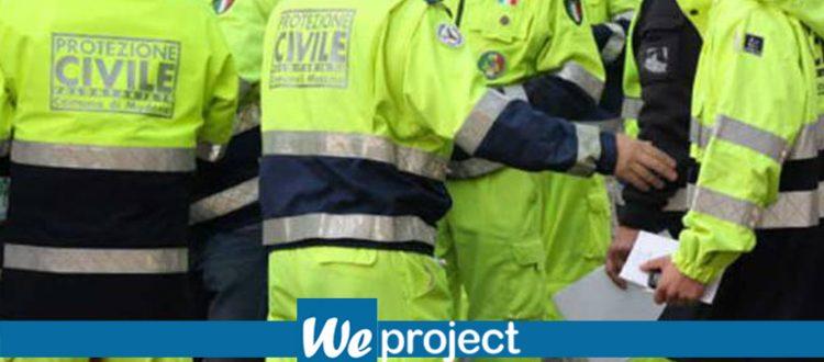 Contributi volontariato di Protezione Civile
