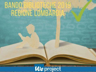 Biblioteche 2019 - ammesso