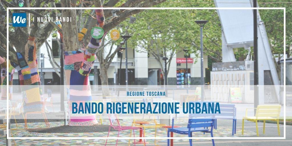 Toscana Rigenerazione Urbana