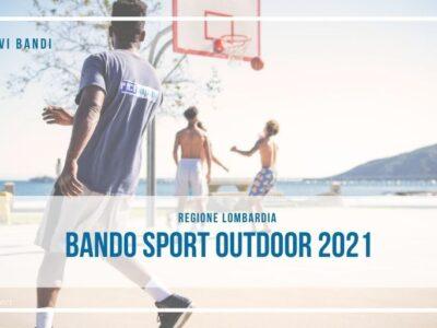 Bando Sport Outdoor 2021