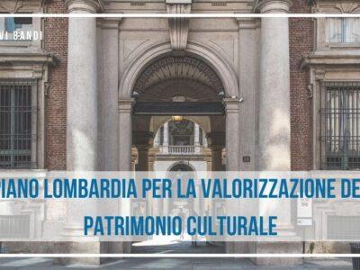 Valorizzaione patrimonio culturale