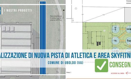 pista atletica leggera e area skyfitness