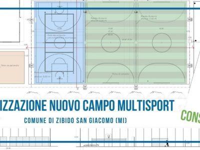 nuovo campo multisport